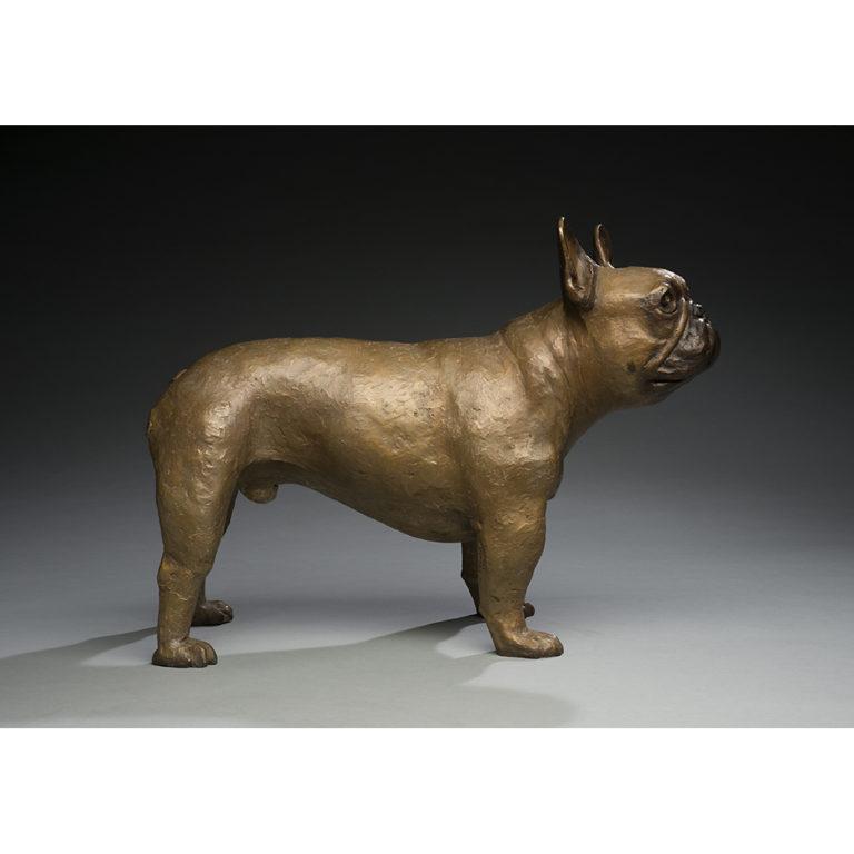 Wasabi, Bronze, Unique, Life-Sized