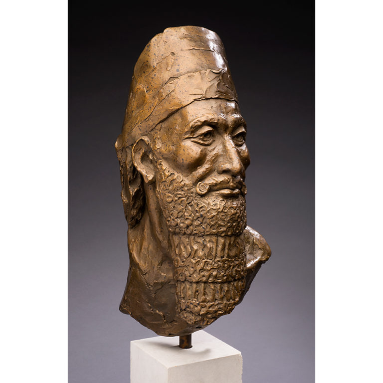 The King, Bronze, Edition of 9, Life-Sized